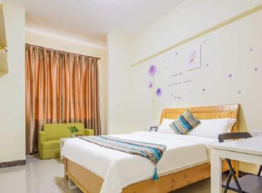 C+精品酒店式公寓 1室0厅1卫