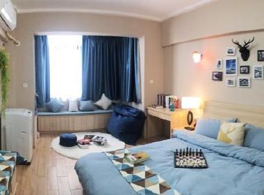 星星公寓  1室0厅1卫