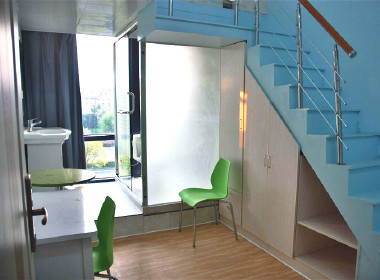 梦居公寓 1室1厅1卫