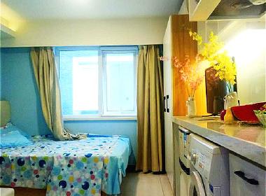 非常生活公寓二部 1室0厅1卫