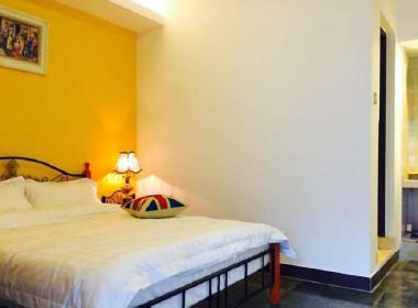 锡米岛主题公寓 1室0厅1卫