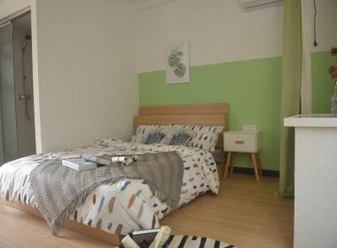 红璞公寓(鲁思湖畔店) 1室0厅1卫