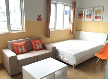 红璞公寓(大石天喜) 1室0厅1卫