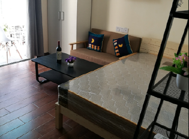 百合白领公寓 1室0厅1卫