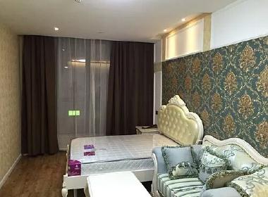佐林佑李酒店式公寓 1室1厅1卫