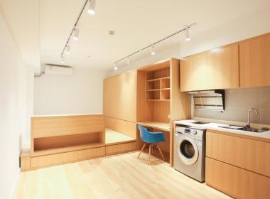 氧气公寓(西湖大道店) 1室0厅1卫