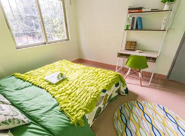 红璞公寓(海珠赤沙店) 1室1厅1卫