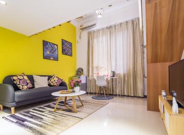CD创意公寓(中山三店) 1室0厅1卫
