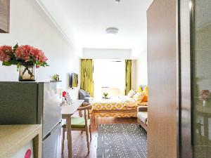 漫果公寓(新天地店) 1室0厅1卫