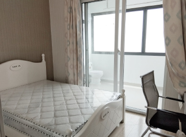 金沙湾绿地和苑 1室0厅1卫