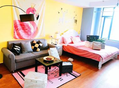 E+青年公寓(西兴楼店) 1室0厅1卫