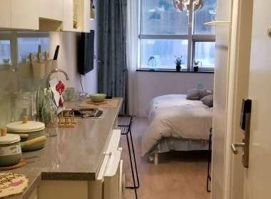 魔方公寓(汉中路店) 1室0厅1卫