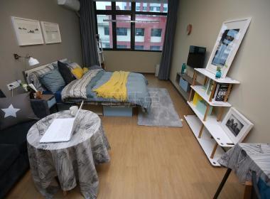 魔方公寓(昌林路店) 1室0厅1卫