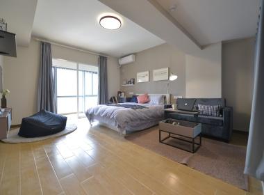 魔方公寓(行知路新店) 1室0厅1卫