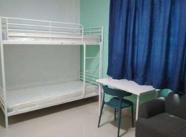 南海城中心 1室0厅1卫