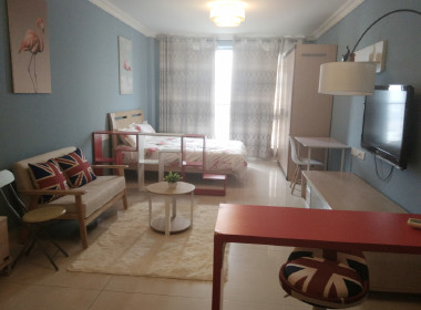 马赛国际公寓 1室1厅1卫