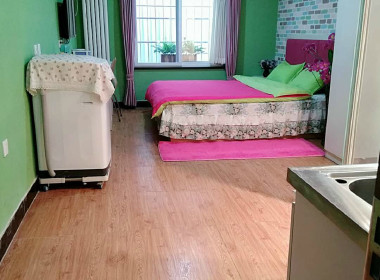 世界村公寓 1室0厅1卫