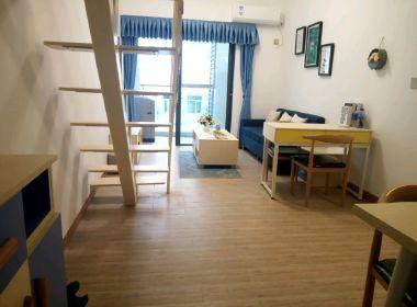 佳逸里公寓B栋(银田工业区26号) 1室1厅1卫