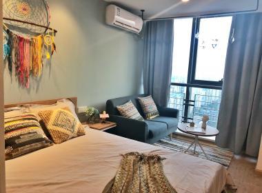 柚米国际青年社区(武汉常青公园店) 1室0厅1卫