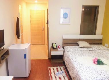 逗号公寓(天津音乐学院店) 1室0厅1卫