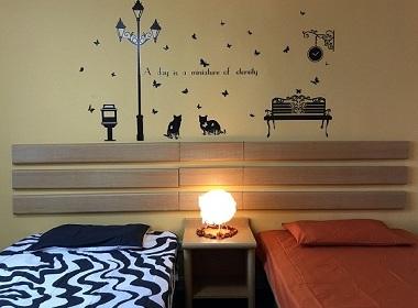 青巢公寓(大连新开路店) 1室0厅1卫
