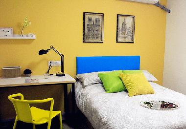 逗号公寓(西安高新路店) 1室0厅1卫