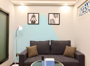 橙堡公寓(金牛花都店) 1室1厅1卫
