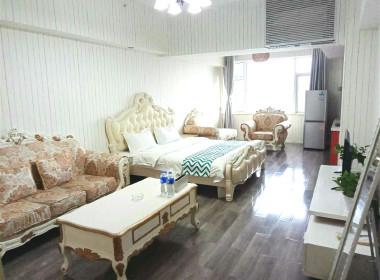 天秀悦海酒店公寓 1室0厅1卫
