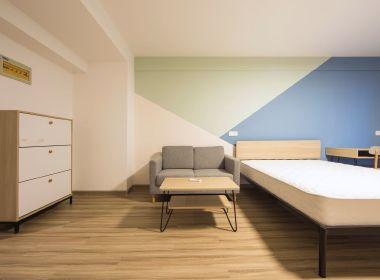 冠寓(浐灞中心店) 1室0厅1卫