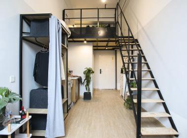 冠寓(盘龙城空港中心店) 1室0厅1卫