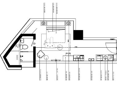 冠寓(解放碑店) 1室1厅1卫
