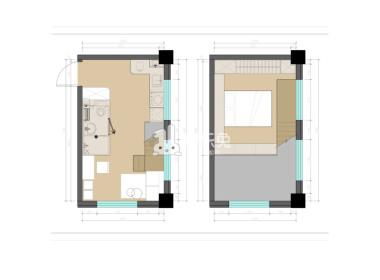冠寓(音乐学院店) 2室1厅1卫