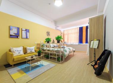 冠寓(爱贤街店) 1室0厅1卫