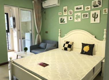 景瑞西联社公寓 1室0厅1卫