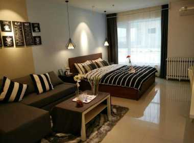 条玛公寓(郑州二七店) 1室0厅1卫