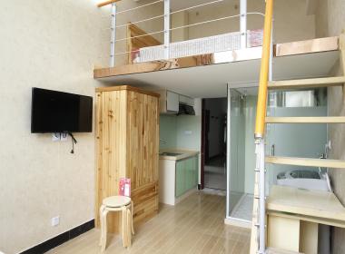 叠加公寓 1室0厅1卫