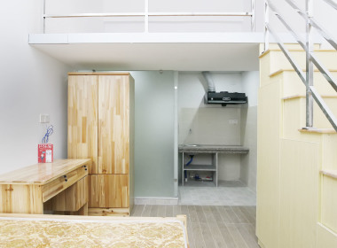 宝祁公寓 1室0厅1卫