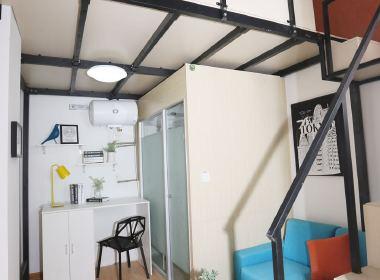 世联红璞公寓(南阳店) 1室1厅1卫