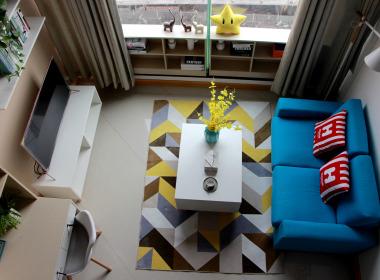 世联红璞公寓(大石桥店) 1室1厅1卫
