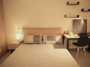 聚客公寓 1室0厅1卫