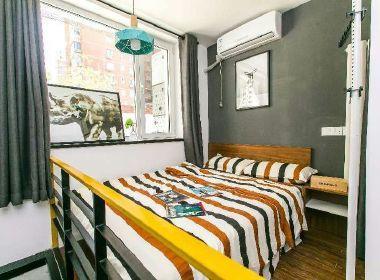 贝客公寓(紫竹桥店) 1室0厅1卫